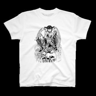 Studio MOONの賞金稼ぎ T-shirts