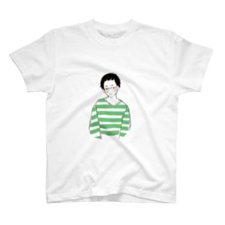前髪 T-shirts