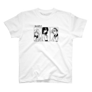 80sGIRLS T-shirts