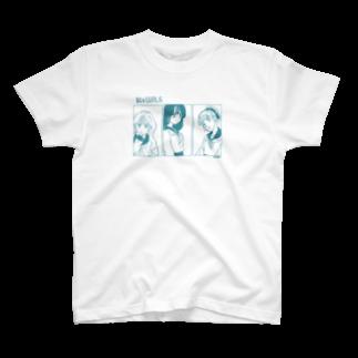 マツモトの80sGIRLS T-shirts