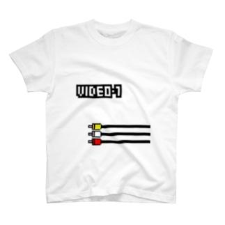 VIDEO 1 T-shirts
