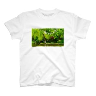 西湖GREEN T-shirts