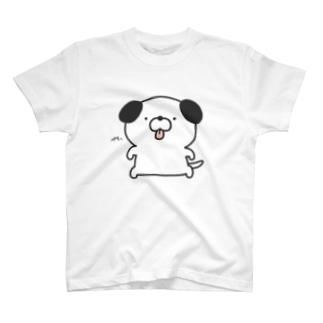 ぺろいぬ T-shirts