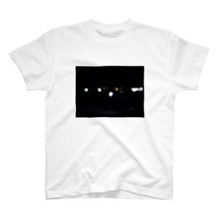 ピンボケのアレ T-shirts