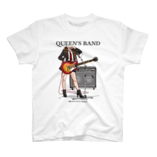 Guiter〜Queen's Band T-shirts
