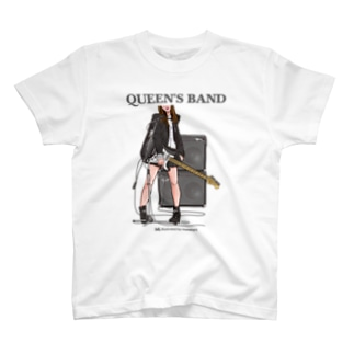 Queen's Band T-shirts