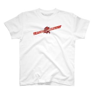 TEAM MOVE GUNNER T-shirts