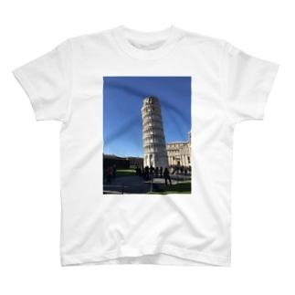 旅行気分で T-shirts