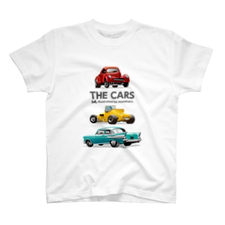 THE CARS T-shirts