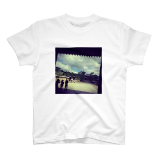 世界遺産「法隆寺」 T-shirts