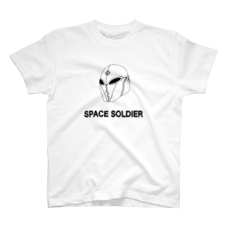 SPACE SOLDIER T-shirts