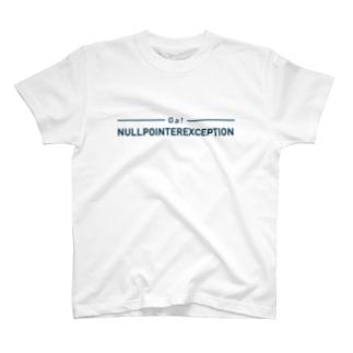 ぬるぽ T-shirts