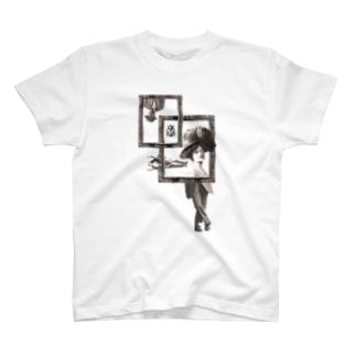 楽縁 T-shirts