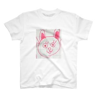 娘のらくがきシリーズ meruちゃん T-shirts