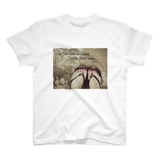 Foot T-shirts