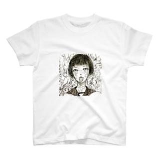 悪夢回廊 T-shirts