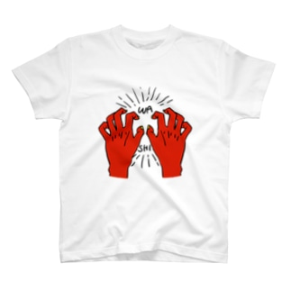 WASHIDUKAMI T-shirts