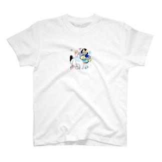 妖夢ちゃんとこいしちゃん T-shirts