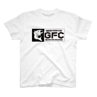 03-Tシャツ<白黒ツートン> T-shirts