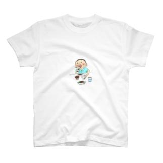 いただきます Tシャツ