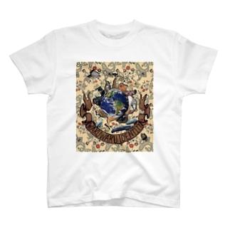 waku waku identity T-shirts