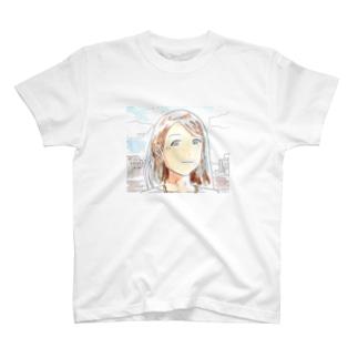 自発的は!!トリム T-shirts