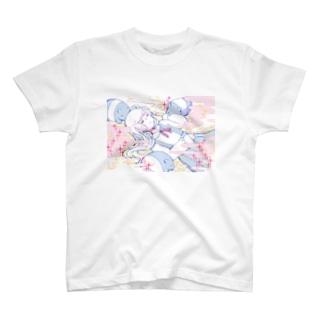 バクにお供え T-shirts