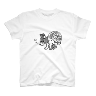 古代生物じゃんもないと T-shirts