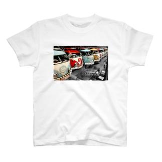 キャンピングカー T-shirts
