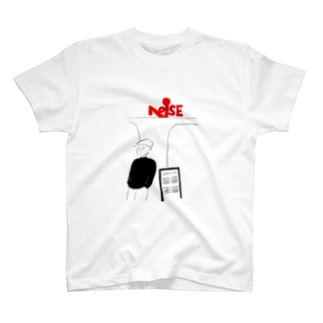 町田ノイズ x 本田亮 T-shirts