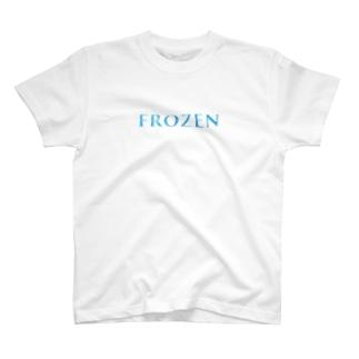 フローズン T-shirts