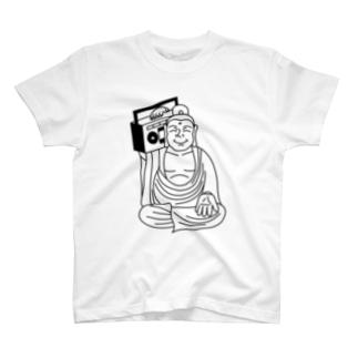 仏様 T-shirts