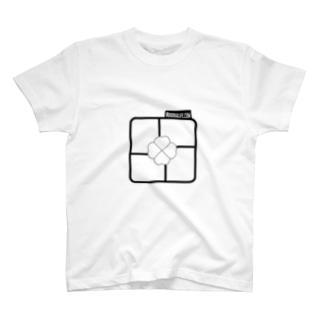 のどかな日常T(白下地用) T-shirts