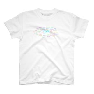 危険なIDパスワード T-shirts