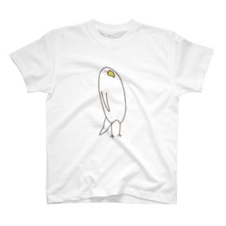 とりきちの上から目線 T-shirts