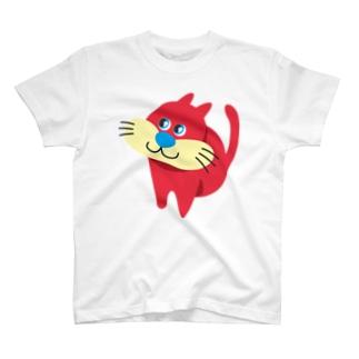 ねこくん T-shirts