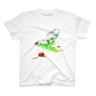DAIFUKI KUDASAI T-shirts