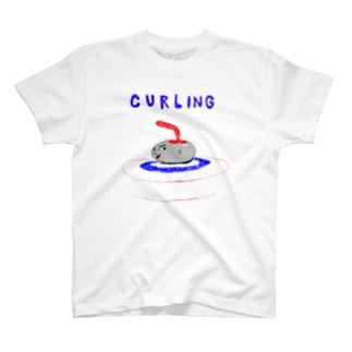カーリング T-shirts