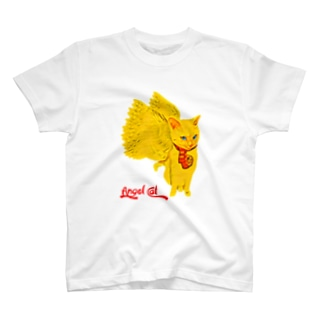 Angel Cat T-shirts
