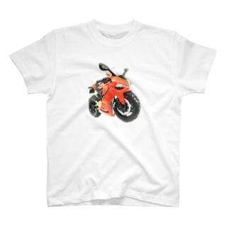 ドゥカティ 1199 パニガーレ T-shirts