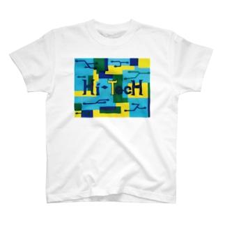 【限定】Hi-TechⅡ(ハイテク2) T-shirts