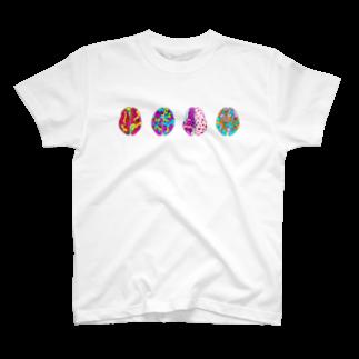 majoccoの半分くらいでいいんじゃない T-shirts