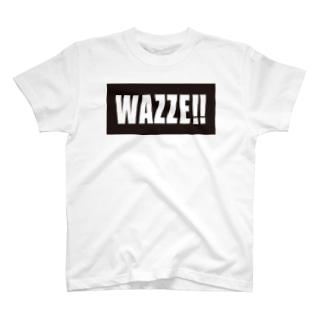 WAZZE T-shirts
