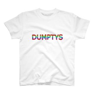 ダンプティーズ T-shirts