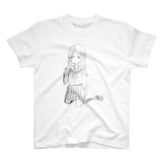 蜀・逡繰K 冥界JK T-shirts