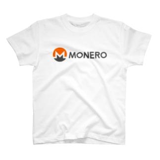 Monero モネロ T-shirts