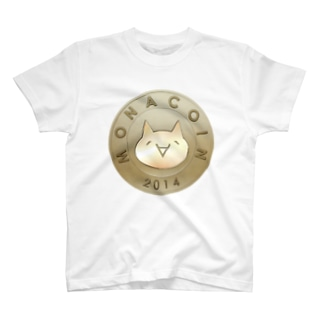 Monacoin(モナコイン) Tシャツ