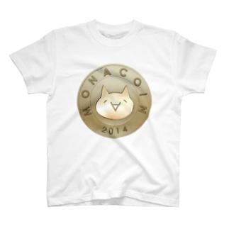 Monacoin(モナコイン) T-shirts