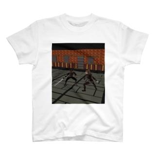 対峙乱舞 T-shirts