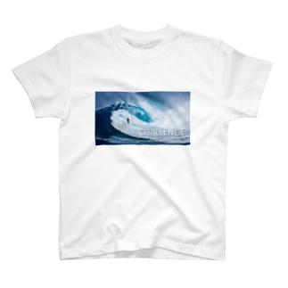 ビッグウエイブ T-shirts
